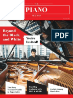 Revista de Piano AMB PARTITURES