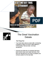immunization presentation