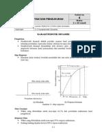 Kul-4 Karakteristik Dinamik