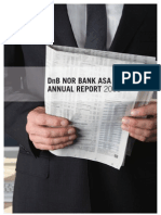 Annual Report 2009 Dnb Nor Bank Asa