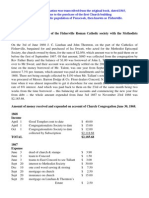 purchase of methodist church