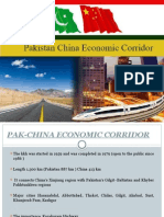 Pakistan-China Economic Corridor.pptx