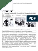 Prevención de Accidentes en Máquinas Portátiles Neumáticas