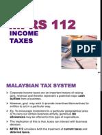 Chp 5 Income Taxes