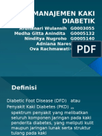 Manajemen Kaki Diabetik PPT