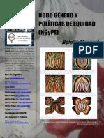 Boletín N° 20 Nodo Género y Políticas de Equidad