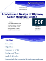 bridge design using SAP