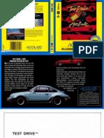 Test Drive - De Manual - AMG