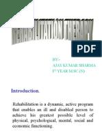 Rehabilitation A