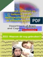 KFC presentatie OTTE Neuropsychofysiologie Intro