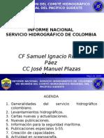 Informe Nacional Colombia