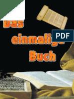 13156_Das Einmalige Buch Bibel Jesus Christus Gott Glaube Religion Esoterik
