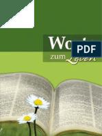 14401_Worte Zum Leben_Ba Bibel Jesus Christus Gott Glaube Religion Esoterik