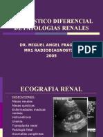 Diagnostico Diferencial de Patologias Renales