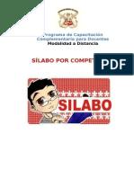 SILABO DE MANEJO TACTICO