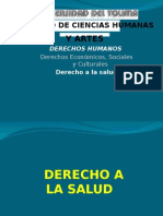 Derecho a La Salud. DESC. 35