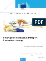 Smart guide on regional transport innovation strategy, 2015