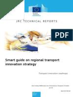 Smart guide on regional transport innovation strategy, 2015