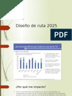 Diseño de Ruta 2025