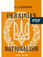 Armstrong J. a. Ukrainian Nationalism