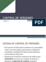 Control de Versiones