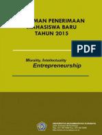pedoman PMB-2015