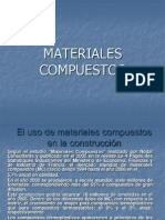 10 Materiales compuestos
