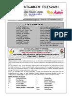 Newsletter 19th November