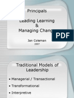 leading learning & managing change.ppt