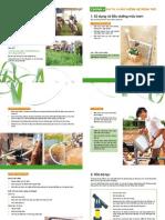 Thiết lập hệ thống tưới để trồng cỏ chất lượng cao_ Chương 4
