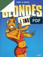 Les Blondes - Tome 1