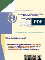 Online Networking Telewebinar