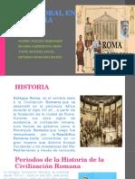 Etica y Moral en La Cultura Romana