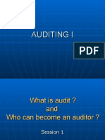 What is Audit and Who Can Become an Auditor
