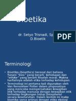 Bioetika