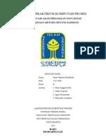 Laporan Praktikum Komputasi Proses Bab III