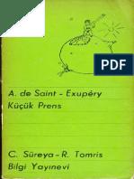 A.de Saint-Exupery - Küçük Prens - Bilgi Yay