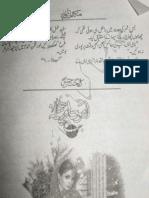Amrat Aur Piyala by Rahat Jabeen-zemtime.com