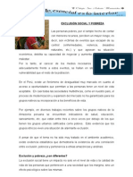EXCLUSIÓN SOCIAL Y POBREZA FCC II