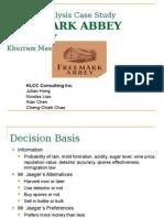 72317971 Freemark Abbey Winery Case Study