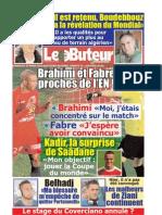 LE BUTEUR PDF du 28/03/2010