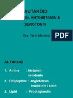 Anti Histamin ( Dra. Yanti )