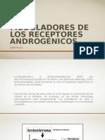 Moduladores de Los Receptores Androgénicos