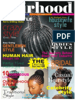HAIRHOOD Magazine (Digital Version) Sept.-Dec. 2015