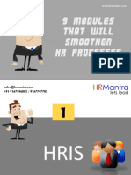 9 Modules That Will Smoothen HR Processes