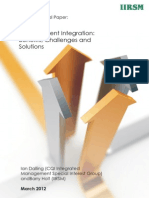 Management Integration Whitepaper Final 1