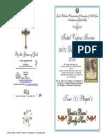 2015 26 27 Dec Vespers 30ap After Nativity