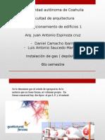 Gas (Depositos)