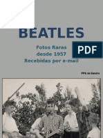 Beatles Fotos Raras