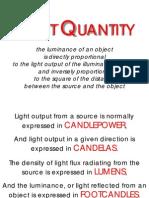 04 Light Quantity